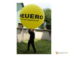 GIGANTSKI BALONI,štampa balona,prodaja opreme,kurs štampe