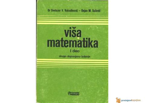 Časovi Više matematika