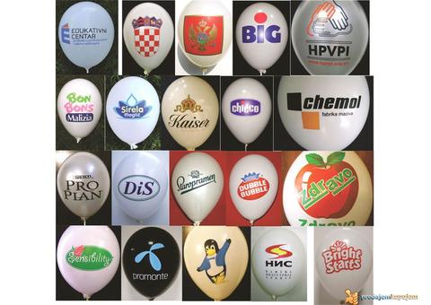 Kurs štampe na balonima,štampa balona,prodaja opreme,boja za štampu