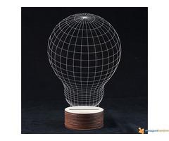 Trodimenzionalna Lampa