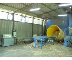 Linija za proizvodnju briketa od Bio-Mase