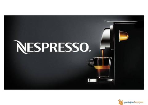 Nespresso kapsule i aparati