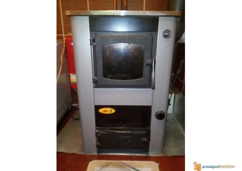 peć na čvrsta goriva za etažno grejanje