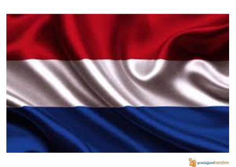 Potreban zidar (SRB,BIH pasos) za rad u Holandiji.