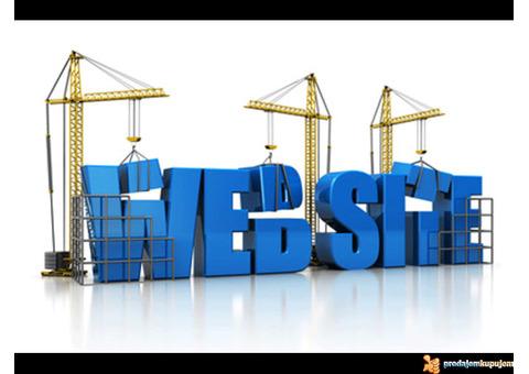 Izrada sajtova, brzo, kvalitetno, povoljno za svakoga