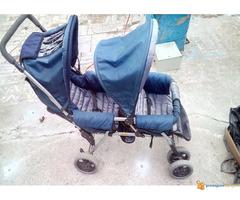 prodajem kolica za blizance