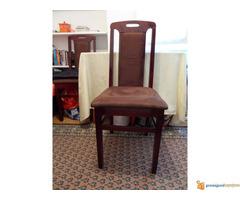 Prodajem trpezarijske stolice