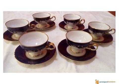 Set od 6 šoljica za kafu
