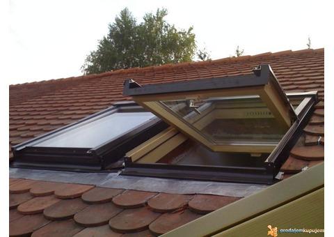 Krovni prozori standardni i  po meri