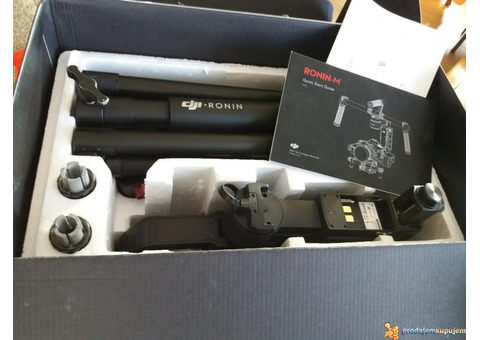RONIN-M Professional Nandneld Camera Stabilization System
