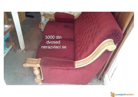 Prodajem razne krevete polovne povoljuno