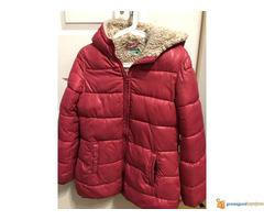 Zimska Beneton jakna za devojcice