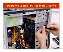 Servis PC MAC OS Računara Rakovica BGD