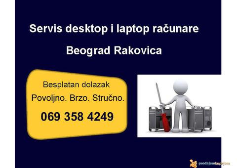 → Servis PC MAC OS Računara Beograd Rakovica
