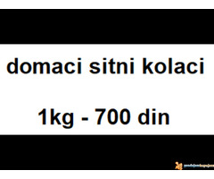 domaci sitni kolaci na kilogram-saljem brzom postom