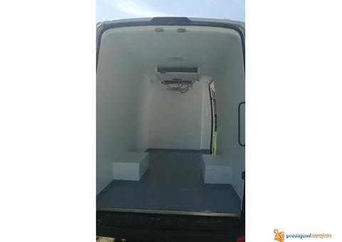 Izolacija kombija i hladnjača (poliester, stakloplastika)