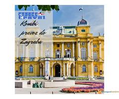 Kombi prevoz do Zagreba