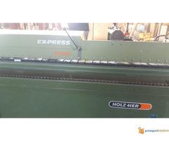 Kanterica Holzher 1438 express