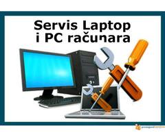 Servis računara i laptopova BGD Rakovica