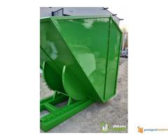 Samoobrtni kiper kontejneri - URBANA OPREMA DOO