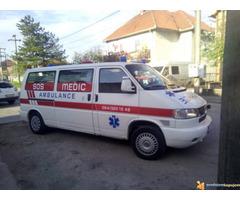 Sanitetski prevoz pacijenata sa adekvatnom ekipom u zemlji i...