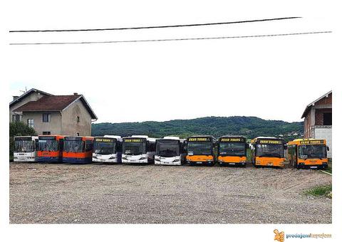 Prodaja gradskih AUTOBUSA i mini BUSEVA