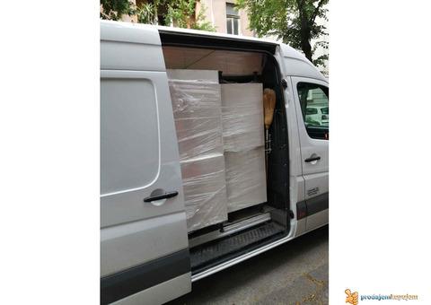 Kombi prevoz robe-povoljno !!!  Beograd