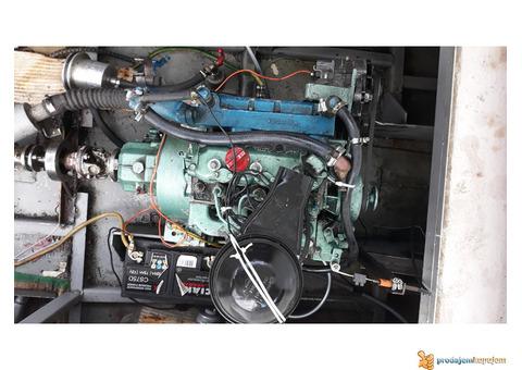 "Brodski motor ""Kubiota D850"""