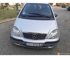 MERCEDES BENZ A 170 2002. god.