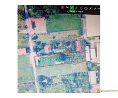Prodajem 14,74 ari građevinskog zemljišta u Surčinu