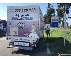 Medjunarodne selidbe kombijem ili kamionom