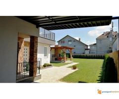 NOVA, LUX MODERNA KUCA 261 m2 + letnjikovac 27 m2 + garaza 5...