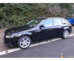 Audi A4 2.0 TDI 2009 Dioda