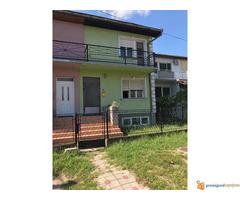 Kuća u nizu u Kertvarošu, Subotica