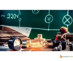 Privatni časovi matematike, fizike i hemije