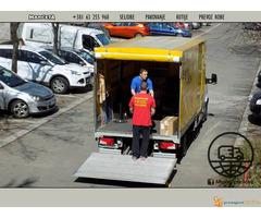 Prevoz robe i selidbe Marčeta