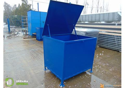 Kontejneri za električni i elektronski otpad