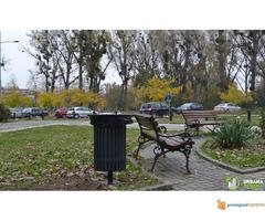 Kante za smeće odličnog kvaliteta Urbana oprema Novi Sad