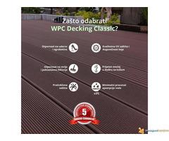 Deking podovi - WPC Deking