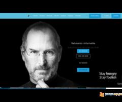 Izrada sajtova,portala i webshopova, iOS i android