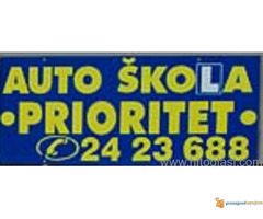 Auto Škola Prioritet