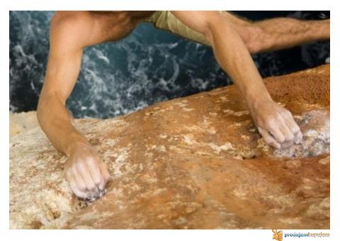 Magnezijum za sportsko penjanje, planinarstvo