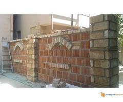 Dekorativno zidanje