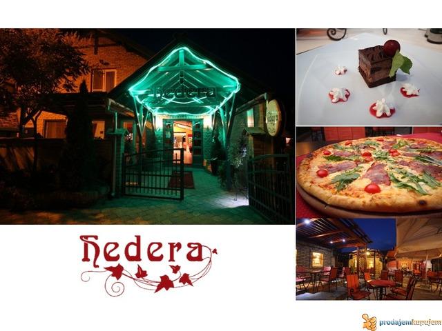 Restoran domace kuhinje–Hedera klub - 1/4