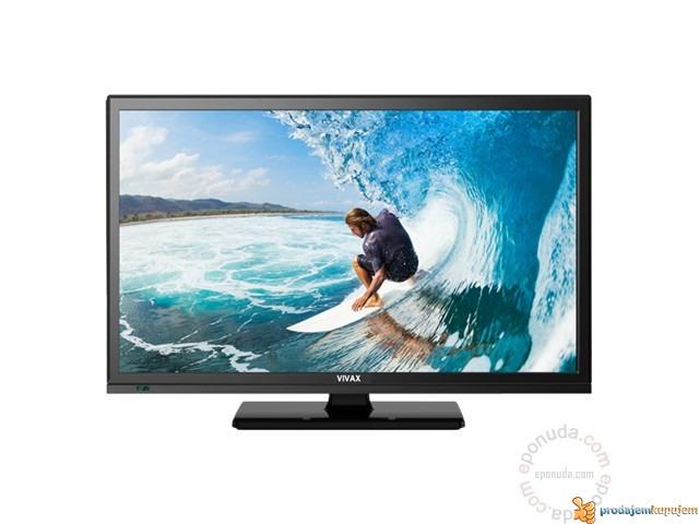 """Vivax TV-24LE74T2 LED TV 24"""" Full HD DVB - 1/3"""