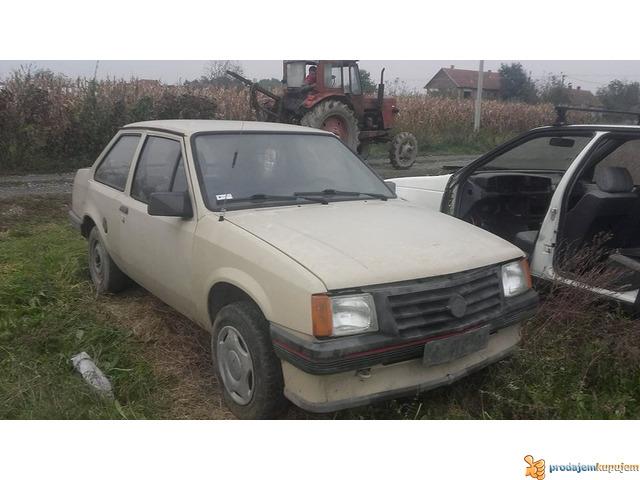 Opel kadet delovi - 1/1