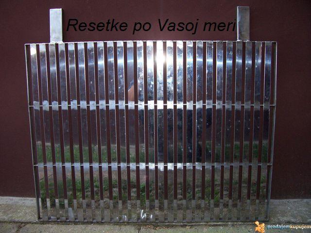 Resetke i rostilji od inoxa - 4/5