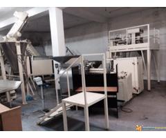 Prodajem fabriku za proizvodnju flipsa i pakeraj