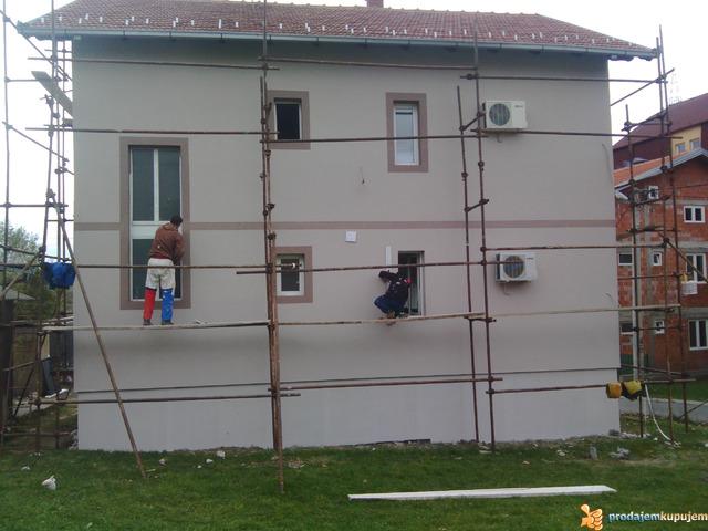 Majstori za Krecenje Gletovanje Fasade Rigips... Beograd Smederevo i okolina - 1/4