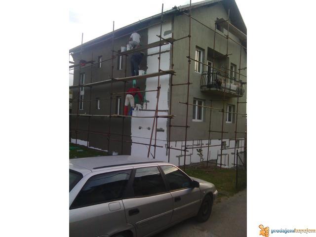 Majstori za Krecenje Gletovanje Fasade Rigips... Beograd Smederevo i okolina - 2/4